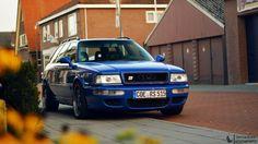 Starring: Audi RS2 Avant by Lennard Laar