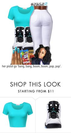 """""""Untitled #49"""" by kayahisbae ❤ liked on Polyvore featuring Hannnnnnn"""