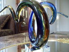 Made from Murano glass