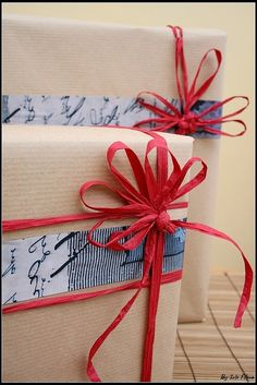 #Geschenkverpackung ? stylefruits Inspiration ? | http://gift-wrapping.lemoncoin.org