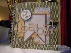Baby's first year mini-album