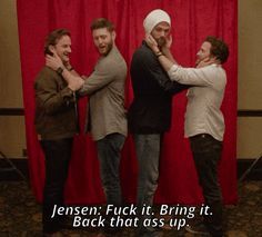 Kings of Con Bloopers I swear I can't handle them sometimes! They're too much and I love it!