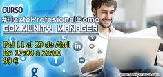 ¡Conviértete en un profesional del SOCIAL MEDIA con nuestro CURSO DE COMMUNITY MANAGER! www.acesperanza.com