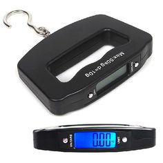 Purchase Ultra-Compact Design Lcd Digital Electronic Hook Scale from Fenam on OpenSky. Share and compare all Luggage Scales in . Best Travel Luggage, Hanging Scale, Scale Tattoo, Electronic Scale, Digital Photo Frame, Plastic Items, Luggage Accessories, Consumer Electronics, Compact