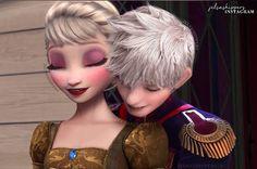 """I Love you Elsa""❤️"