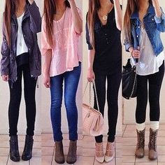 Clothes Casual Outfit for • teens • movie • girls • women •. summer • fall • spring • winter • outfit ideas • date • school • parties Polyvore