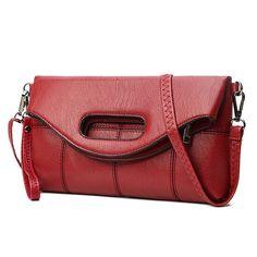 425c595327f Bagail Women Messenger Bag PU Leather Stylish Shoulder Bag Crossbody Bags  Crossbody Bags