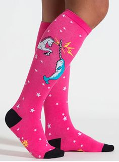 Unicorn power is insurmountable (but narwhals are dope too). Buy them here.