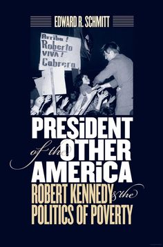 "Civil Rights Research:  ""President of the Other America: Robert Kennedy and the Politics of Poverty"" - Edward R. Schmitt (2011) - Google Books.  Poverty among families in their living conditions, employment, education and his views vs. that of President Johnson"