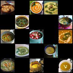 Οι 15 πιο νόστιμες και θερμοφόρες, χειμωνιάτικες σούπες. Με λαχανικά και όσπρια, πολύ χορταστικές και κόμφορτ, απολαυστικές. Palak Paneer, Breakfast, Ethnic Recipes, Food, Morning Coffee, Meals, Morning Breakfast