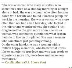 Cecelia Ahern quote