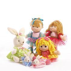 CREACIONES DEC. Muñecos de peluche, muñecas, líneas de bebé, artículos decorativos. #Decoestylo
