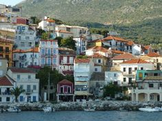 parga Trip Advisor, Greece, Mansions, House Styles, Home, Greece Country, Manor Houses, Villas, Ad Home