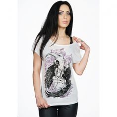 #voodoo #animal #skull #horns £20 http://toxico.uk/20-t-shirts