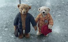 Deze teddybeer-kerstreclame MOET je echt hebben gezien, wij hielden het niet droog! Wat een prachtige boodschap!