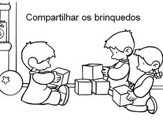 COMBINADOS DE TURMA, REGRAS PARA EDUCAÇÃO INFANTIL   Cantinho do Educador Infantil