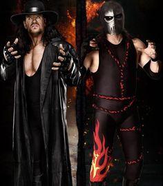 Wrestling Superstars, Wrestling Wwe, Kane Wrestler, Kane Wwf, Wwe Lucha, Undertaker Wwe, Best Wrestlers, Vince Mcmahon, The Brethren