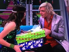 Austin and Ally present exchange