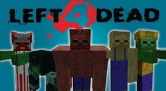 New post (Left 4 Mine Mod 1.7.10) has been published on Left 4 Mine Mod 1.7.10  -  Minecraft Resource Packs