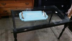 table is hand made painted in DIXIE BELLE chalk paint midnight sky also try is dixie belle blue