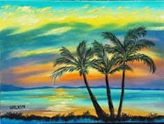 Check out this item in my Etsy shop https://www.etsy.com/listing/399405261/paradise-at-sunset
