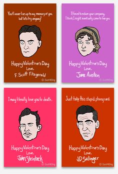 valentines day dictator cards