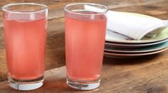 rhubarb collins -  recipe here: http://www.epicurious.com/articlesguides/drinks/cocktails/spring-brunch/recipes/food/views/Rhubarb-Collins-394704