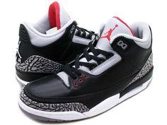 768bd7129fc1 Jordan retro 3 black cement possible 2013 release