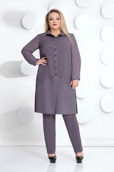 Curvy Dress, I Dress, Basic Outfits, Stylish Outfits, Hijab Fashion, Fashion Dresses, Arabic Dress, Embroidery Suits Design, Mothers Dresses