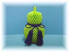 3D Origami - Gourd
