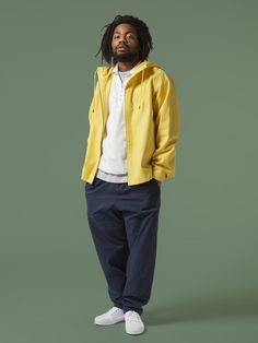 No.328 – Oi Polloi Yellow Jacket Outfit, Oi Polloi, Love Fashion, Mens Fashion, Formal Shoes For Men, Character Outfits, Gentleman Style, Street Wear, Menswear