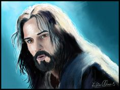 DIGITAL PAINTING - ART GALLERY - CREATIVE PAINTING - Painting Ideas & techniques: Jesus Paintings | Christian Religious Clip Art | Jesus Christ Pictures