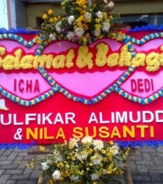 Toko Karangan Bunga di Lampung