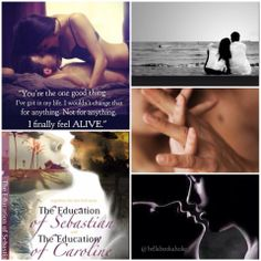 "Jane Harvey-Berrick: ""The Education of Sebastian"" / ""The Education of Caroline"" (teaser made by Bella Bookaholic)"