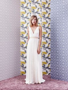 Bridal Style: The New Charlie Brear 'London Collection'