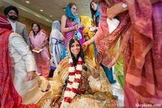 indian wedding traditional sikh bride http://maharaniweddings.com/gallery/photo/7477