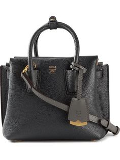shop mcm milla tote in o from the worlds best independent boutiques at