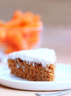 gesunde Karottenkuchen Rezept