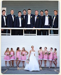 Lilly Pulitzer wedding ... all the way ~