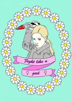 Fight like a girl #btvs