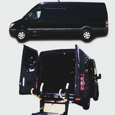 @AllianceLimos provides #wheelchair #transportation with #handicapped accessible #vans.  The wheelchair transportation service we provide uses the handicap accessible #Mercedes-Benz #Sprinter 2500 van with gate lift.