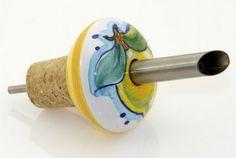 DERUTA VARIO: Pouring Cork Limoncello - LEMON Design