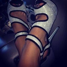 shoes platform shoes silver shoes Omg these wld do just fine!