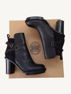 Acne Studios - Cypress Con Solid Black acnestudios.com shop women shoes d9c7cb8c7f1