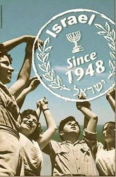 since 1948 till forever AM ISRAEL CHAI