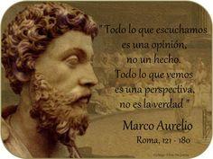 (Marco Aurelio)