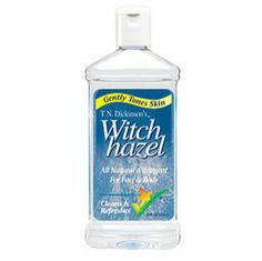 Witch Hazel is amazing for your skin!