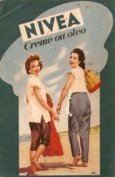 Nivea Cream or Oil