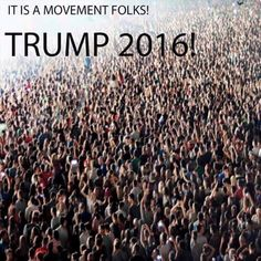 GO TRUMP=Trump Nation on the incline to infinity so help me GOD!!!!