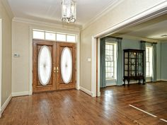This stately home is situation on a double lot with acres in the desirable Highland Park West neighborhood of Central Austin. 4802 Ridge Oak - Highland Park West home for sale West Home, Residential Real Estate, Foyer, Acre, The Neighbourhood, Luxury, Furniture, Home Decor, Homemade Home Decor